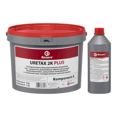2-komponentowy klej poliuretanowy do parkietu Uretax 2K Plus