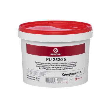Dwukomponentowy poliuretanowy klej strukturalny Renove PU 2520 S